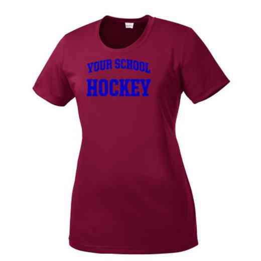 Hockey Womens Competitor T-shirt