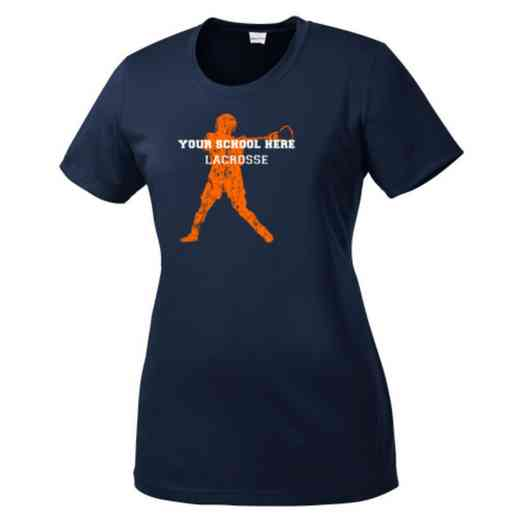 Lacrosse Womens Competitor T-shirt