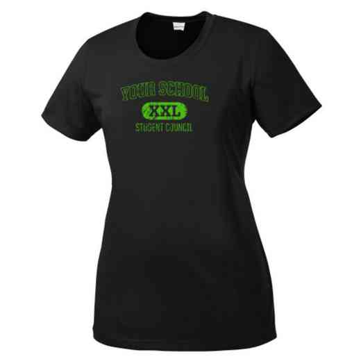 Student Council Womens Competitor T-shirt