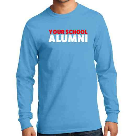 Men's Alumni Classic Heavy Cotton Long Sleeve T-Shirt