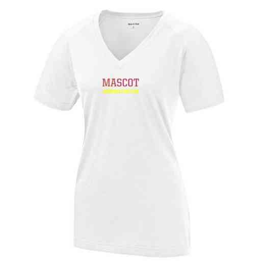 Administration Womens Ultimate Performance V-Neck T-shirt