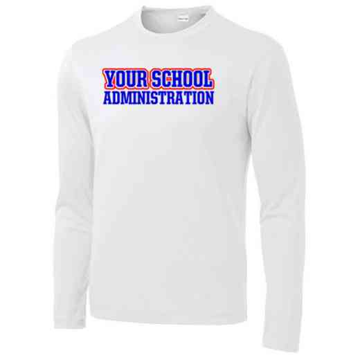 Administration Long Sleeve Competitor T-shirt