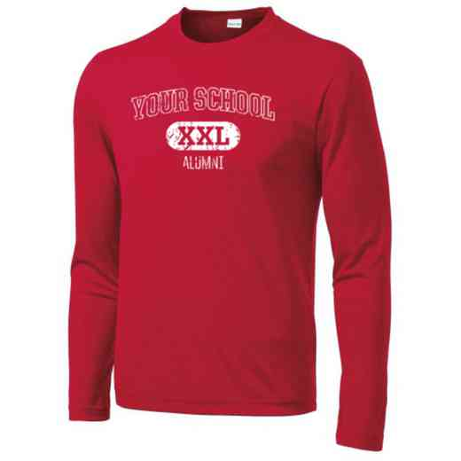 Alumni Long Sleeve Competitor T-shirt
