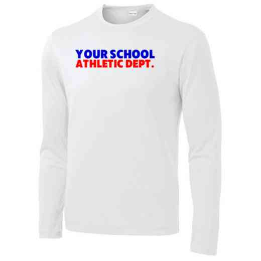 Athletic Department Long Sleeve Competitor T-shirt