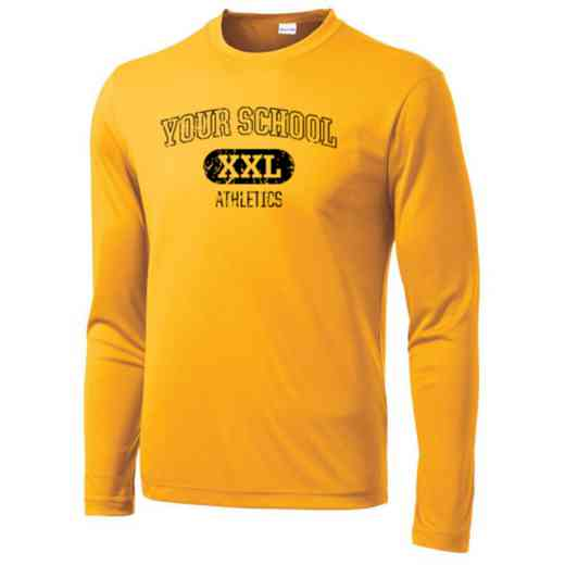 Athletics Long Sleeve Competitor T-shirt