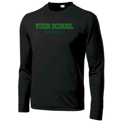 Class of Long Sleeve Competitor T-shirt