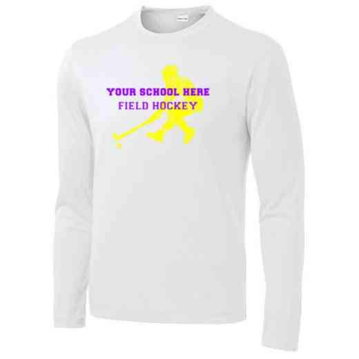 Field Hockey Long Sleeve Competitor T-shirt