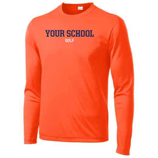 Golf Long Sleeve Competitor T-shirt