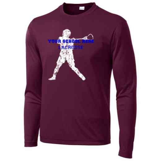 Lacross Long Sleeve Competitor T-shirt