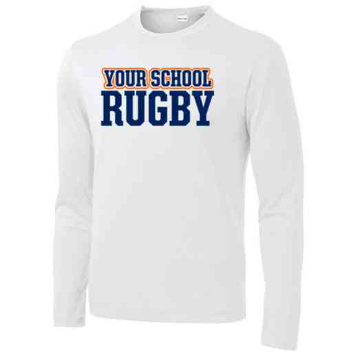 Rugby Long Sleeve Competitor T-shirt