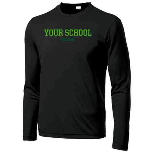Soccer Long Sleeve Competitor T-shirt