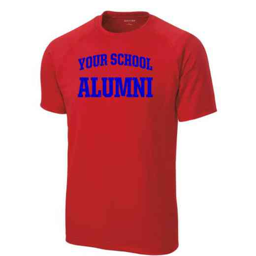 Men's Alumni Performance Athletic T-Shirt