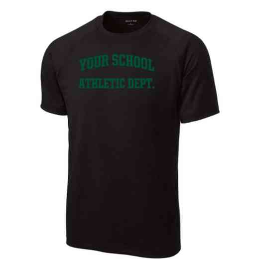 Men's Athletic Department Performance Athletic T-Shirt