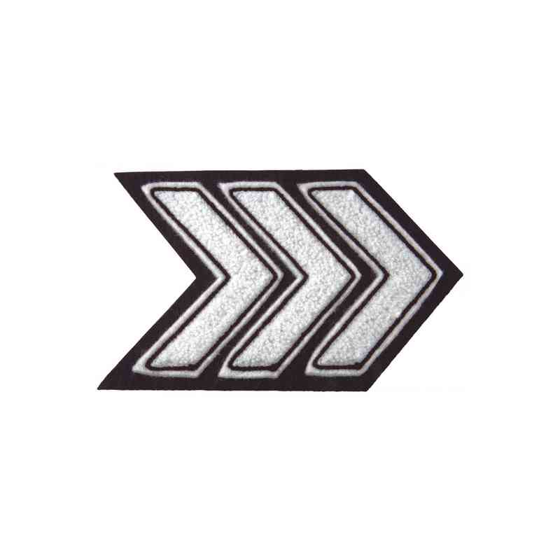 Chevron 3 Patch