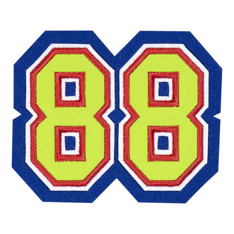 LJ7004SB2: 2 Digit Jersey Number - Sport Touch - Softball