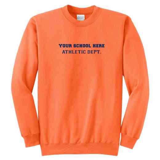 Athletic Department Classic Crewneck Sweatshirt