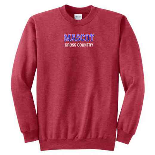 Cross Country Classic Crewneck Sweatshirt