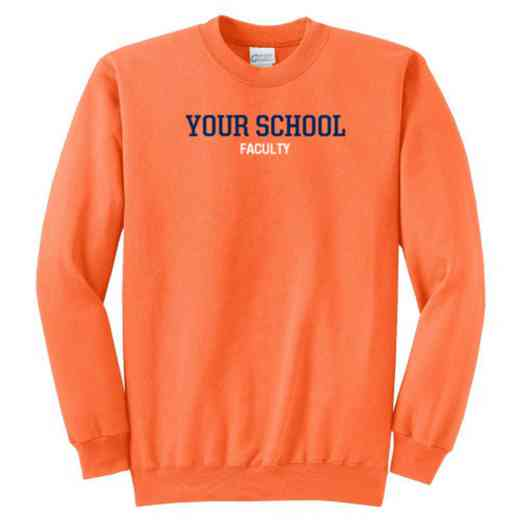 Faculty Classic Crewneck Sweatshirt