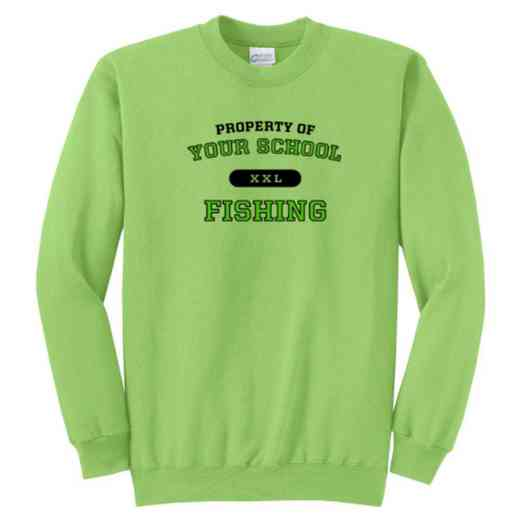 Fishing Classic Crewneck Sweatshirt