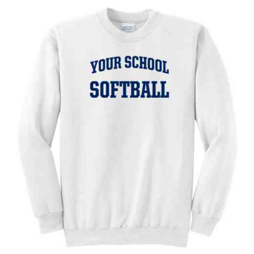 Softball Classic Crewneck Sweatshirt