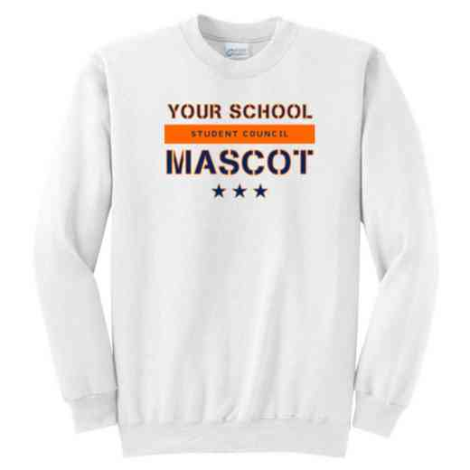 Student Council Classic Crewneck Sweatshirt