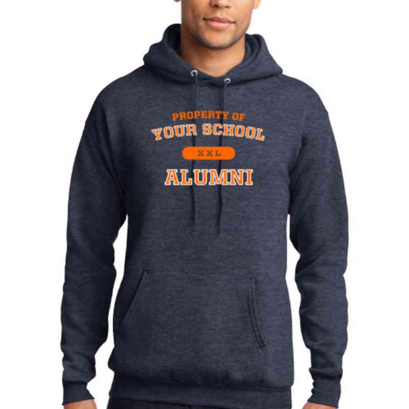 Alumni Lightweight Hooded Sweatshirt