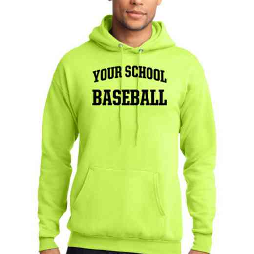 Baseball Lightweight Hooded Sweatshirt