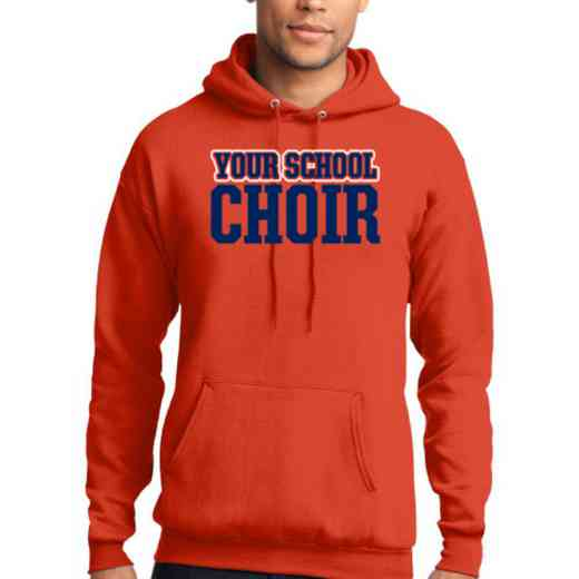 Choir Lightweight Hooded Sweatshirt