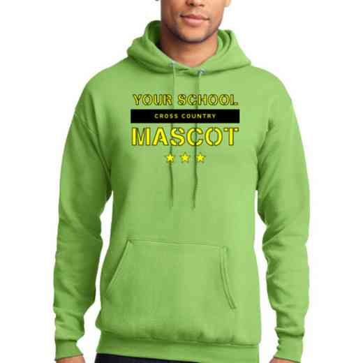 Cross Country Lightweight Hooded Sweatshirt