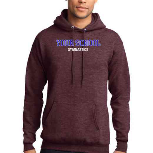 Gymnastics Lightweight Hooded Sweatshirt