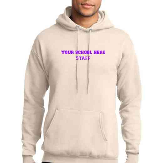 Staff Lightweight Hooded Sweatshirt