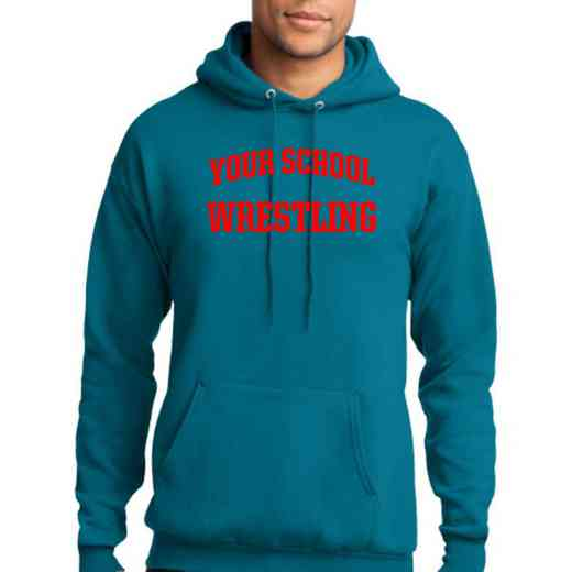 Wrestling Lightweight Hooded Sweatshirt