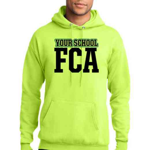 FCA Lightweight Hooded Sweatshirt