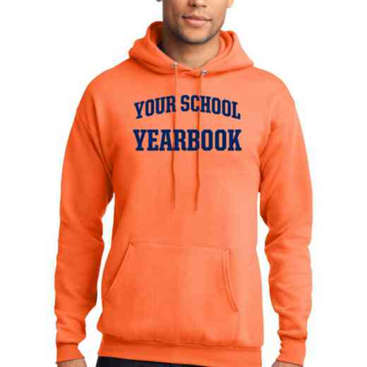 Yearbook Lightweight Hooded Sweatshirt