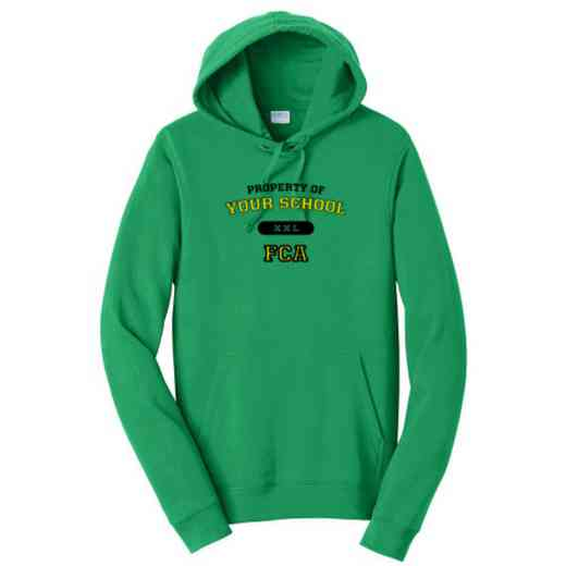 FCA Fan Favorite Heavyweight Hooded Unisex Sweatshirt