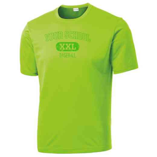 Baseball Youth Competitor T-shirt