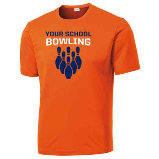 Bowling Youth Competitor T-shirt