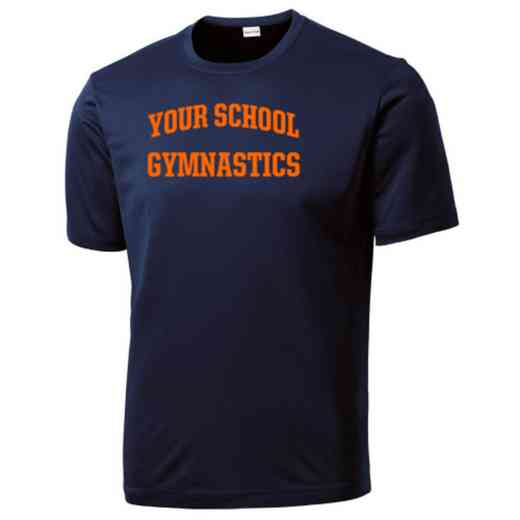 Gymnastics Youth Competitor T-shirt