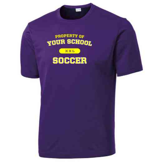Soccer Youth Competitor T-shirt