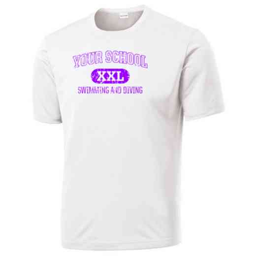 Swimming and Diving Youth Competitor T-shirt