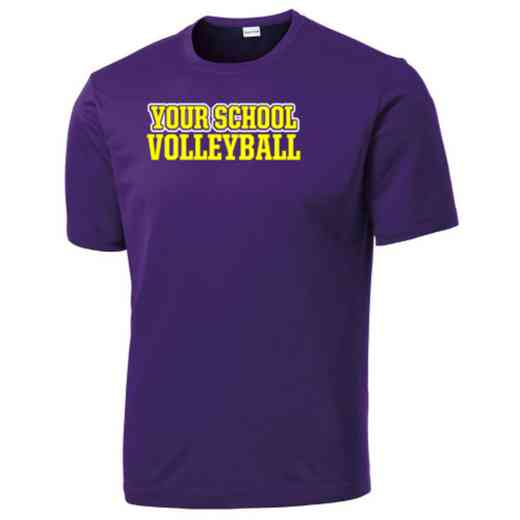 Volleyball Youth Competitor T-shirt