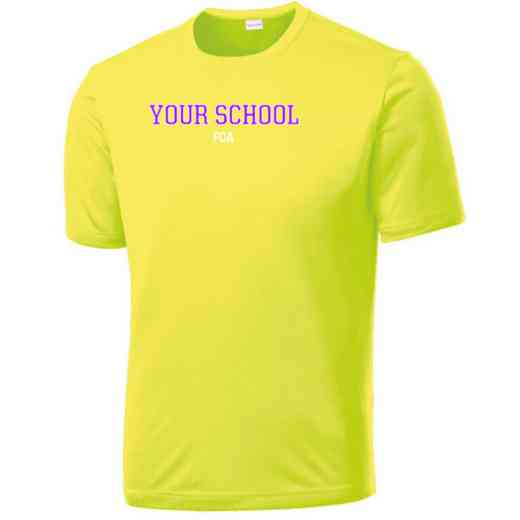 FCA Youth Competitor T-shirt