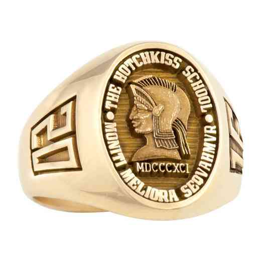 Hotchkiss School Class Ring for Him