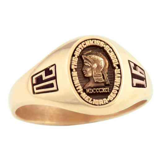 Hotchkiss School Class Ring for Her (Large)