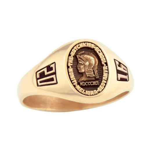 Hotchkiss School Class Ring for Her (Small)