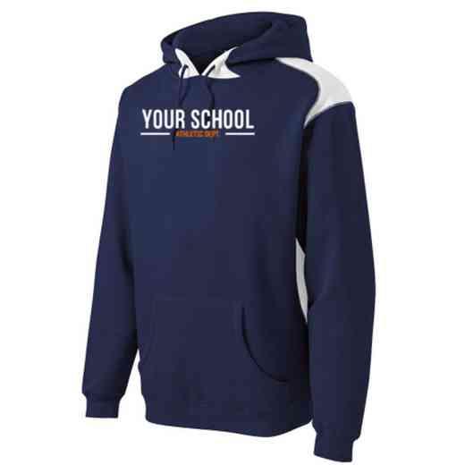 Athletic Department Sport-Tek Contrast Hooded Sweatshirt