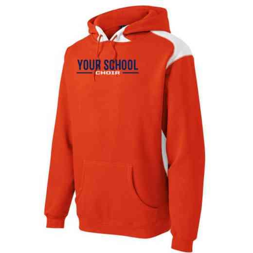 Choir Sport-Tek Contrast Hooded Sweatshirt