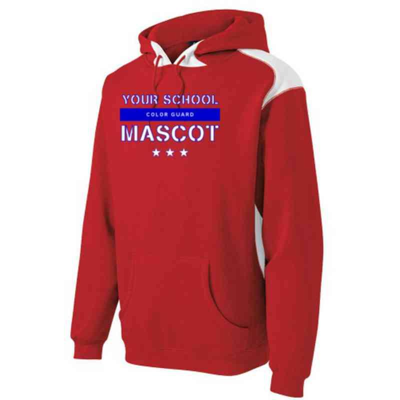 Color Guard Sport-Tek Contrast Hooded Sweatshirt