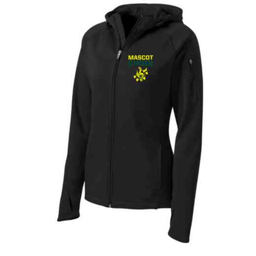 Choir Sport-Tek Embroidered Womens Tech Fleece Hooded Jacket