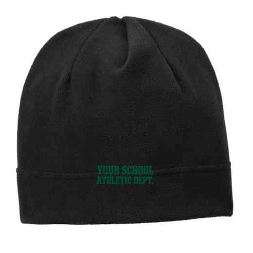C900-ATHDPT-OSFA: Athletic Department Embroidered Stretch Fleece Beanie